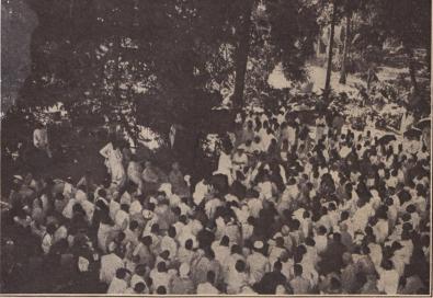 Krishnamurti Adyar Hiver 1329-1930