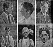 Portraits de J.Krishnamurti